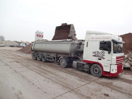 VDB-TRANS transporteur gevestigd tussen Aalst en Wetteren